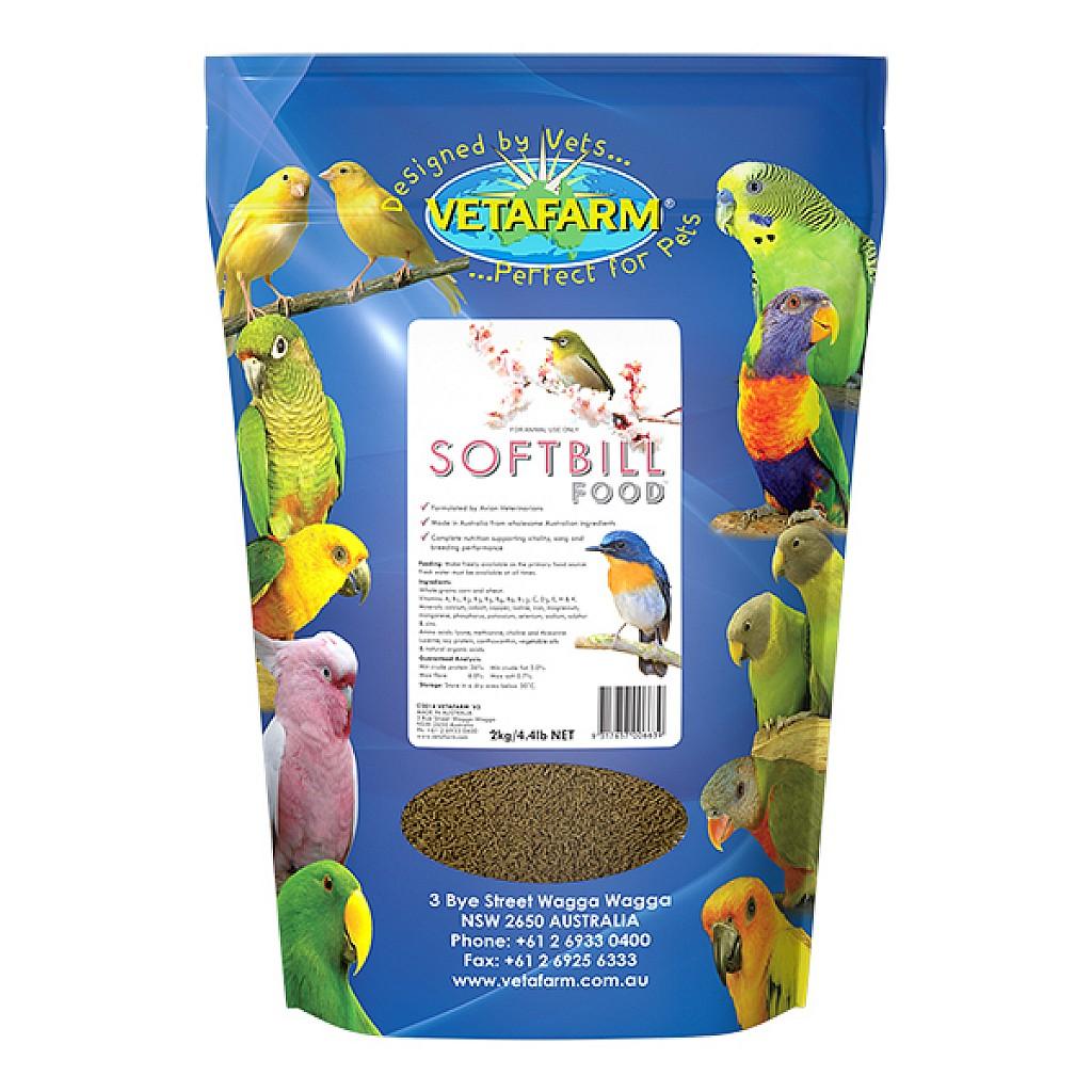 維達發喙鳥及野鳥合成糧